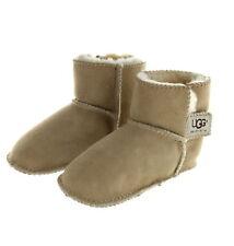 UGG Australia 5202 Erin Infant Baby Boots Size Large, Sand Color