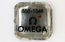 OMEGA original watch parts 550 1346 incabloc lower N.O.S. Rust damage (0109OM)
