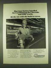 1978 GM Harrison Air Conditioning Ad