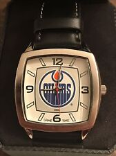 NHL Men's NHL-RET-EDM Retro Series Edmonton Oilers Watch