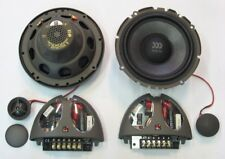 """MOREL VIRTUS 602 140W RMS 6.5"""" TOP QUALITY 2-WAY KIT, BRAND NEW, MADE IN ISRAEL"""