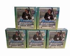 Bowman 2020 Chrome Baseball Mega Box - 35 Cards