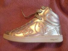 Baby Phat By Kimora Lee Simmons Glitter Car Hi-tops Sz 8 Bnib Free Post