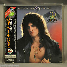 JOE PERRY PROJECT Aerosmith Once A Rocker Always JAPAN Orig Mini LP CD UICY-9527