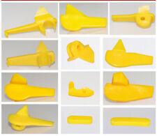 10 X Tire Changer Nylon Insert Rim Protector For Metal Mount Head Duck head