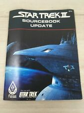 Star Trek III Sourcebook Update - FASA