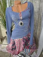 Joe Browns Dress Long Tunic Dress Size 34 to 44 Patterned (803) NEW