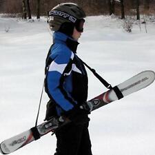 Ski Carry Sling Lash Handle Binding Snowboard Shoulder Straps Skiing Equipment