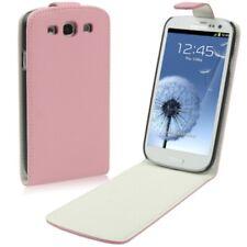Samsung Galaxy S3 Galaxy S3 Neo Case Handytasche Flip Ledertasche Pink