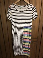 United Colors Of Benetton Ladies Xs ( Approx 8 ) Jersey Maxi Dress
