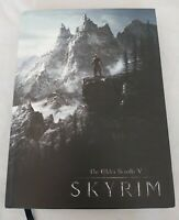 The Elder Scrolls V: Skyrim, Official Game Guide Hardcover with pullout