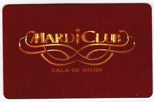Peru Casino Slot Card Mardigras Club Sala de juegos ocre