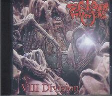SPIDER KICKERS-VIII DIVISION-CD-thrash-death-metal-slayer-sadus-loudblast