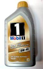 olio motore mobil 1 0W40 -  litri 1 OFFERTA FINO AD ESAURIMENTO SCORTE