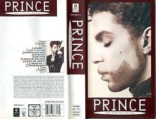 VIDEO VHS - Prince - The Hits Collection (BOOGIE FUNK) NEAR MINT - CASI NUEVO