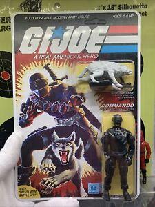 Gi Joe Cobra 1985 V2 Snake Eyes Timber Beautiful Lot Mint Card Moc L@@k Read AA