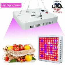 5000W Led Grow Light Full Spectrum Indoor Hydroponic Veg Flower Plant Lamp Panel
