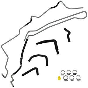 Power Steering Return Line Hose Assembly-Return Line Assembly Gates 366585