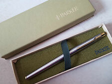 Stylo plume vulpen fountain pen fullhalter PARKER 180 FLIGHTER nib writing 鋼筆