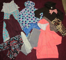 Crazy 8 by Gymboree & more clothing lot hoodies leggins top dress jacket size 14