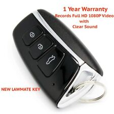 Lawmate NEW 1080P HD Covert Hidden Key Chain Key Fob Camera DVR with Audio