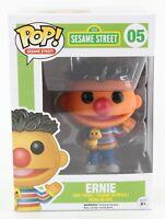 Funko POP Sesame Street Sesame Street #05 Ernie Vinyl Figure 1029T