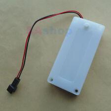 Battery Holder 2 AA LR6 Case 3V Waterproof ON/OFF Box Cover JST SM 2 Pin Plug