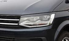 RDX Scheinwerferblenden VW T6 2015+ Böser Blick Blenden Set für Halogen & LED