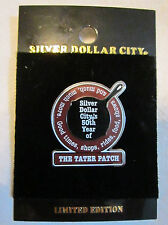 Silver Dollar City Official Trading Pin > Tatar Patch > 50th Year