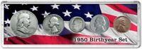 Birth Year Coin Gift Set, 1950