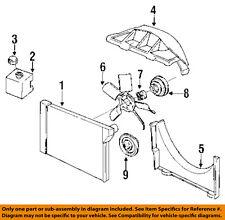 Chevrolet GM OEM 84-85 Camaro 5.0L-V8 Radiator-Fan Blade 14034027