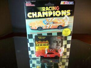 Bobby Isaac #71 K&K Insurance 1969 Dodge Daytona Legend Series 1:64 ORANGE Paint