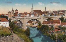Bautzen AK 1917 Kronprinzenbrücke Sachsen 1703054