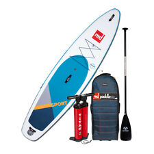 """2020 SPORT 11'3"""" Red Paddle Co Inflatable SUP  Board - Free $199 Carbon Paddle"""