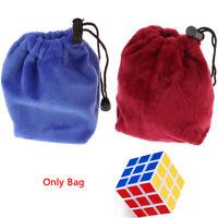 Magic Cube Puzzles Velvet Bag For Storage Protect Speed Magic Cube Puzzle G NTAU