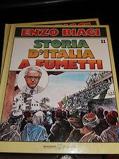 STORIA D'ITALIA A FUMETTI Enzo Biagi nr. 5 Mondadori DeAgostini 1988