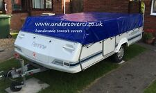 PENNINE STERLING 510SE 1997 - PRESENT. HEAVY DUTY PVC TRANSIT COVER . HAND MADE