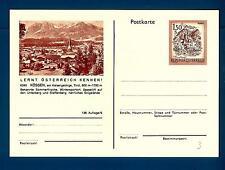 AUSTRIA - Cart. Post. - 1975 - 1,50 S - 6345 Kossen - 136. Auflage/9