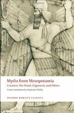 Myths from Mesopotamia by Dalley  New 9780199538362 Fast Free Shipping..