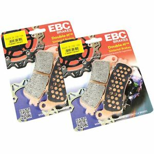 EBC HH Sintered Full Front Brake Pad(s) Set For Yamaha FZS1000 Fazer 2001 - 2005