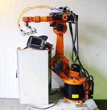 KUKA Roboter KR 6/2 Industrieroboter Robot K C1 / PM6-600 / KR C1 -used-
