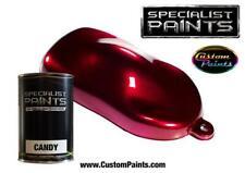 Litre of Candy Cherry, Automotive Grade Paint, Urethane Based, Custom Paint