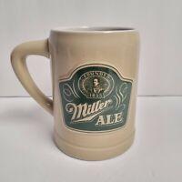 VTG Miller High Life Ale Days Beer Stein Mug Bar Mancave