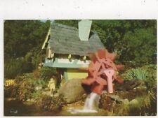 The Merry Miller Childrens Fairyland Oakland California Usa Postcard 849a