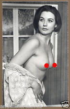 0316 FOTOGRAFIA NUDO PIN UP ANNI 60/70 LARGE PHOTO NUDE NAKED RISQUE AMATEUR