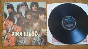 Pink Floyd - Piper At The Gates Of Dawn - UK First Press Stereo SCX 6157 - 1967