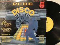 Various – Pure Disco LP 1979 Ronco – R-2250 EX/EX