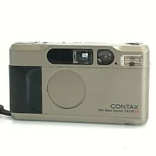 Contax T2 Point & Shoot 35mm Film Camera + Date Back Japan