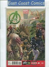 AVENGERS #12 - MARVEL NOW