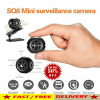 Mini 360 ° Kamera Wireless Überwachungskamera HD 1080P DV DVR Nachtsicht P4J9